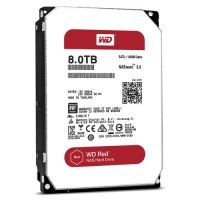"WD 8TB Red SATA III 3.5"" Internal NAS HDD"