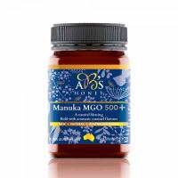 Manuka Honey 500+.