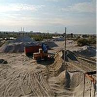 Building River Sand