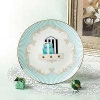 Bone China Ceramic Plates