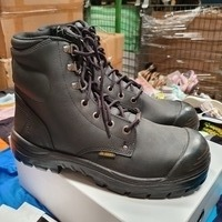 Steel Blue Safety Boot