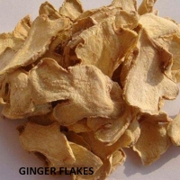 Dehydrated Ginger And Flakes