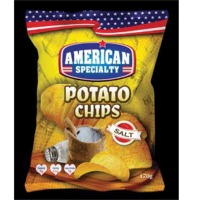 Potato Chips Ready Salt