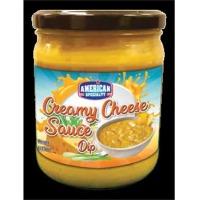 Sauce Dips Creamy Cheese