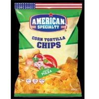 Corn Tortilla Chips Italian Pizza