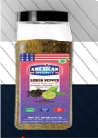 Lemon Pepper Seasonings