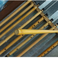 Bamboo Tube For Making Flute