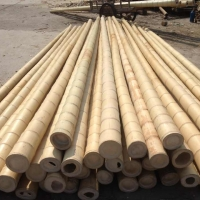Solid Bamboo Poles, Bamboo Canes