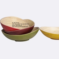 Bamboo Lacquered Bowls