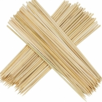 Bamboo Stick For Meat Brochettes