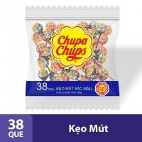 Chups Colors 38 Sticks