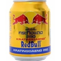 Redbull Vietnam Gold Can