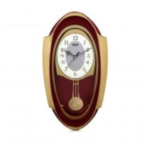 Classic Musical Pendulum Quartz Wall Clock