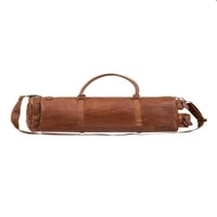 Leather Bag New Stylish Travel Gym Men Women