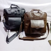 Laptop Leather Bag For Men and Women