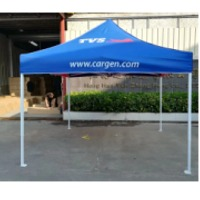 Folding Gazebo Light Weight Square Steel Frame