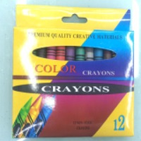 Wax Crayon Factory Stationery
