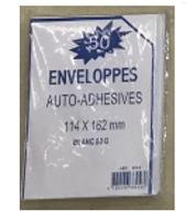 115x225mm  Peel And Seal Envelope 80g
