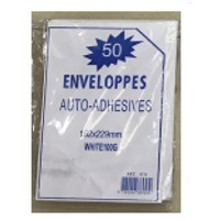 162x229mm Peel And Seal Envelope 100g