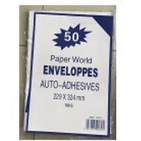 229x324mm Peel And Seal Envelope 100G