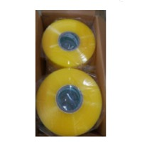 1000M Clear And Yellow Adhesive Tape