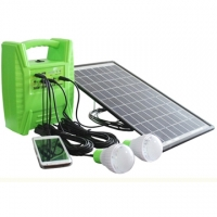 10W Solar Lighting Kit OS-DS0307