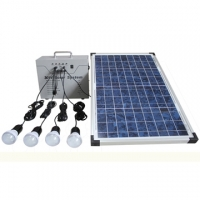 30W Solar Lighting Kit OS-DS0117