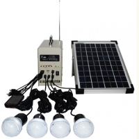 30W Solar Lighting Kit OS-DS0217R