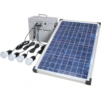 40w Solar Lighting Kit Os-ds0124