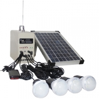 40w Solar Lighting Kit Os-ds0224r