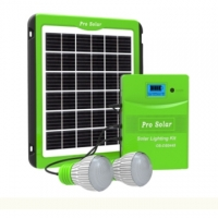 5w Solar Lighting Kit Os-ds0445