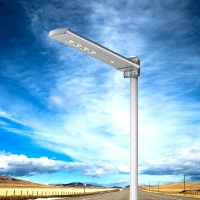 Remote Control 3000 Lumens  Solar Street Light