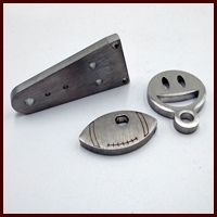 Sheet metal fabrication laser metal parts