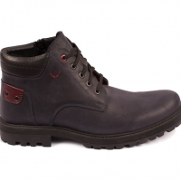 F8535-Boot Rubber Sole Boots