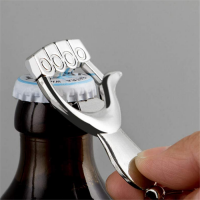 Hand Key Ring Beer Bottle Opener
