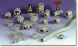 Co-polymer Polypropylene PPR Pipes and Fittings
