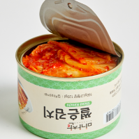 Korean Food -  Canned Food : Kimchi