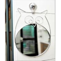 Shape Bathroom Mirror