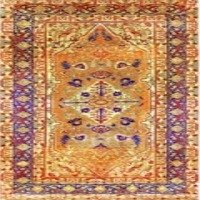Antique Silk Bursa Rugs