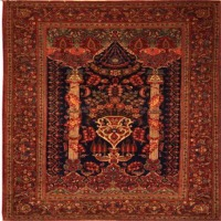 Antique Kashan Rugs