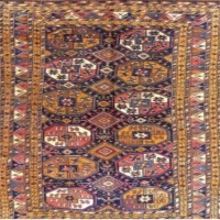 Persian Antique Lori Rugs
