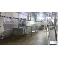 SS Poultry Processing Basins