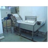 SS Dip Glazing Conveyor