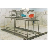 SS Food Processing Tables