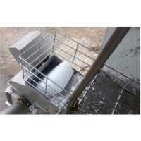 SS Industrial Block Ice Crusher