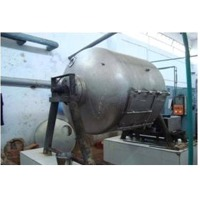SS Industrial Storage Tanks