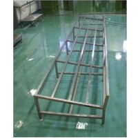 SS Industrial Tub Stands