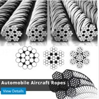 Automobile Aircraft Ropes