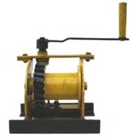 Wall Mounted Winches