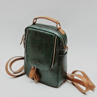 Backpack Leather Bag